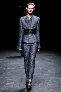 Haider Ackermann Spring 2013 RTW - Review - Fashion Week - Runway, Fashion Shows and Collections - Vogue