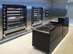 32 Best Supermarket Rotisseries Images Food Displays