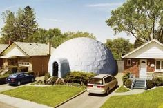 WEARD HOMES   27 houses full of 'WTF' (27 Photos) » weird-houses-6