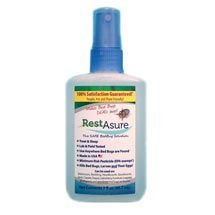 RestAsure Bed Bug Spray. $14.95. If this actually works, it is SO worth the price!