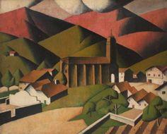 """O FALCÃO DE JADE: Um pintor francês: """"Tobeen"""", poeta do cubismo..."""