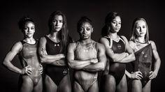 2016 U.S. Gymnastics Team