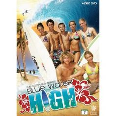 Blue Water High, Australian tv show all about surfing, kids are loving it!