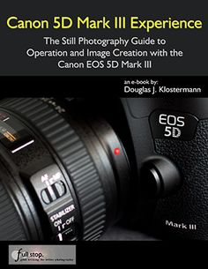 """OK, I admit, I'm being a bit deceptive. While this post will include """"tips"""" for taking full advantage of the Canon EOS 5D Mk III, it won't really contain any """"tricks."""" That is because with digita..."""