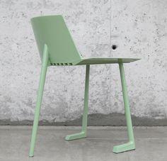 Fragment by David Geckeler  Chair in mint