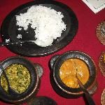 Little India the best curries in Bali yummy