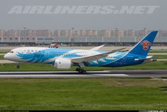 China Southern Airlines B-2725 Boeing 787-8 Dreamliner aircraft picture