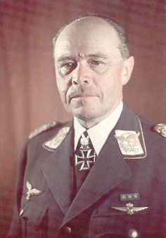 Albert Kesselring is appointed commander in chief of all German forces in Italy. 21 November 1943.