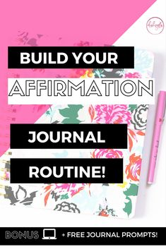 Affirmation Journaling 101: How to Manifest Your Success — Are you ready to write your way to success?