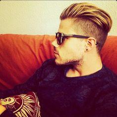 Hair Inspiration... #barberlife #barberstyle #barberfashion #barber #barberlove #barbershophair #esquire #gq #vogue #rad