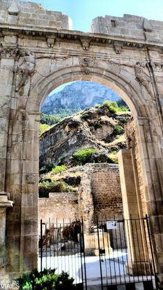 Ruinas de la iglesia de Santa Maria de Cazorla - Cazorla, Jaén