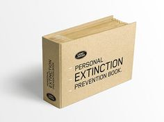 Really cool! ... Land Rover Personal Extinction Prevention | The Inspiration Room