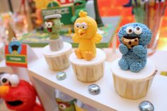 Sesame Street themed birthday party via KAra's Party Ideas KarasPartyIdeas.com #sesamestreetparty #karaspartyideas #partyideas #partyplanning #partydesign (5)