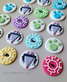 Cake Toppers and Cupcake Toppers variety 5th Birthday Party Ideas, Kids Birthday Themes, Kids Party Themes, Sons Birthday, Baby Birthday, Turtle Birthday, Animal Birthday, Animal Themed Food, Wild Kratts