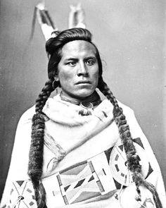 Goes Ahead - Apsáalooke (Crow) Nation