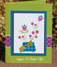 by Tammy Fite, Stamp with Tammy- have this stamp set