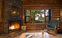 Oceanfront Tofino resort with cabin accommodation, glamping and RV camping on Mackenzie Beach. Book with us and see why we are Tofino's rated resort. Tofino Bc, Hidden Bed, Glass Shower, Queen Size Bedding, Honeymoon Destinations, Great View, Beach Resorts, Living Area, Wood Burning