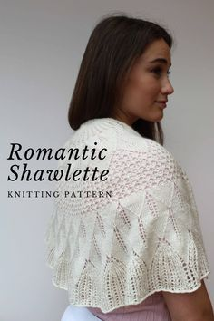 Made of pure 100% cashmere to keep you warm, this romantic shawl is soft as a cloud. Beautiful, warm, light, it feels pure luxury… The gorgeous design is just stunning, it really is a work of art! #uniqueyarnsco #shawl #knittingpatternshawl