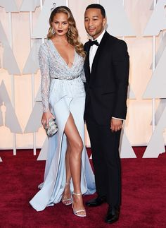 Chrissy Teigen Academy Awards