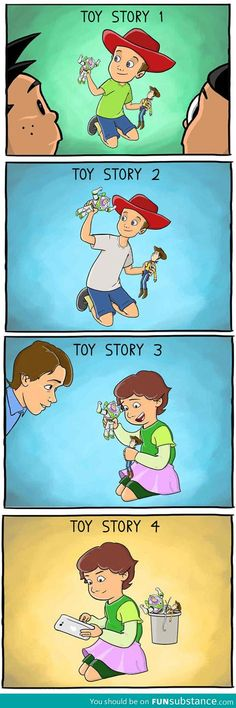 What Toy Story 4 would be like