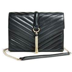 GUESS by Marciano Cicci Quilted Cross-Body (1,855 MXN) ❤ liked on Polyvore featuring bags, handbags, shoulder bags, black, black handbags, guess handbags, black cross body purse, crossbody shoulder bags and crossbody handbags