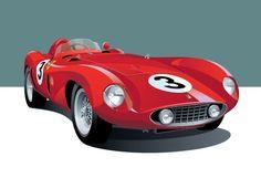Ferrari121LM