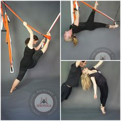 aero pilates  aereo formacion profesores España