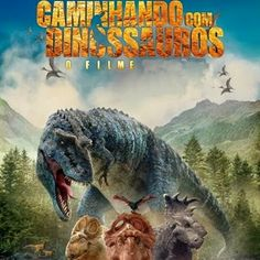Assistir Caminhando com Dinossauros Online Dublado HD