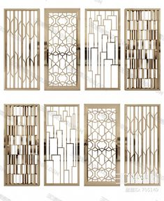 Living Room Partition Design, Room Partition Designs, Home Room Design, Home Interior Design, Room Divider Doors, Partition Door, Wall Panel Design, Window Grill Design, Living Room Decor Colors