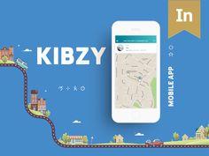 Ознакомьтесь с этим проектом @Behance: «Carpooling app: Kibzy» https://www.behance.net/gallery/48605465/Carpooling-app-Kibzy