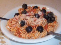 Shrimp roban pasta recipe
