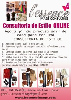 L'Essence Image Consulting, The Fashion blog: CONSULTORIA DE ESTILO ONLINE BY L'ESSENCE IMAGE CO...