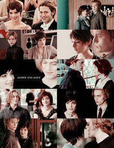 """galaxiesignite: """"""""Alice is Jasper's entire life. She is the most important thing in the universe to him, and he would do absolutely anything for her. For Jasper, there would be no limit to who or what. Alice Twilight, Jasper Twilight, Twilight Bella And Edward, Twilight Quotes, Twilight Saga Series, Twilight Cast, Twilight New Moon, Twilight Pictures, Twilight Movie"""