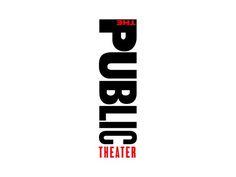 The Public Theater logo by Paula Scher Paula Scher, Record Label Logo, Public Theater, Letter N Words, Best Logo Design, Design Logos, Brand Design, Typography Design, Lettering