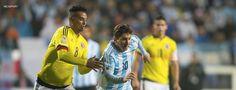 Messi me dijo que jugaba muy bien: Edwin Cardona