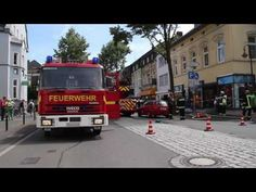 Feuer in Hennef  +OTon des Einsatzleiters