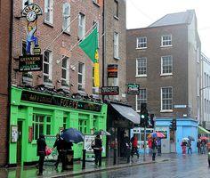 Dublin Ireland (6) Around Saint Stephan's Green - Dublin Ireland