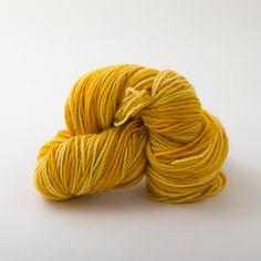 Abuelita Merino Worsted  Multi - Orange&yellow Oeh.... die kleur!!!!