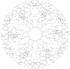 photo about Free Extreme Dot to Dot Printable referred to as Dot in the direction of Dot