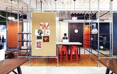 interior design unistrut - Google Search