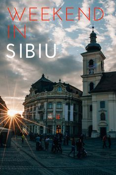 Sibiu in Romania makes an epic weekend break destination. Follow this picture story and see for yourself why it should be on your weekend hitlist.