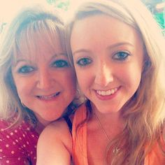 """@brandi_lynn88's photo: """"Happy Mother's Day to the best mom there is. I love you! #selfie #sunday #selfiesunday #mothersday #momsday #mommy #mother #bestfriend #sister #blondehairdontcare #twins #smiles #happiness #ilovemymommy #hashtag #momselfie #selfiewithmom #theblondesquad #loveyou #hashtagparty #happymothersday"""""""