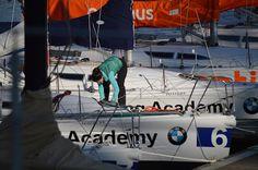 go.photo.cam: Preparação de regata nas Docas de Lisboa
