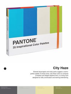 In this handy fan deck, international color authority Pantone takes the…