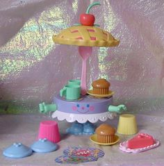 Pastry Cafe for Cherry Merry Muffin Dolls