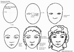 How To Draw A Face 25 Ways | Drawing Made Easy
