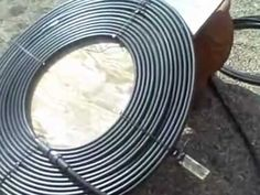 Build A Super Simple, Solar Hot Water Heater -Super simple, low cost solar hot water heater, that heats the water to 130-150 degrees between 9am to 4pm. Not only does the video explain how...