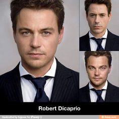 Robert Dicaprio! HOT