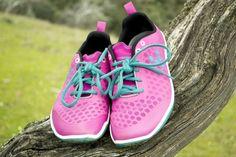 Vivo barefoot running shoes on thegirloutdoors.co.uk