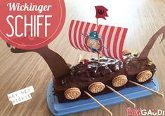 Wickinger Schiff – BackGAUDI